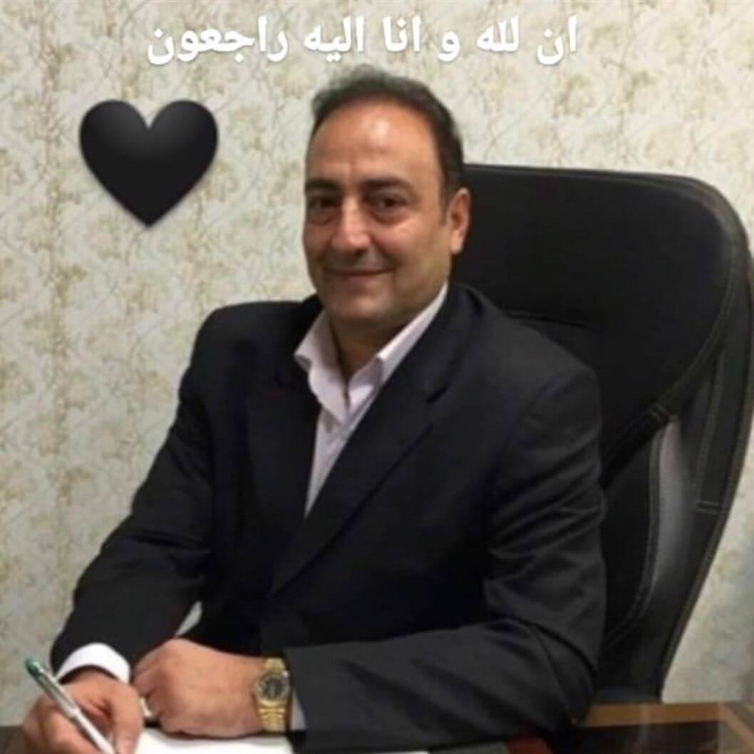 درگذشت ناگهانی رئیس اتحادیه کاغذ و مقوا
