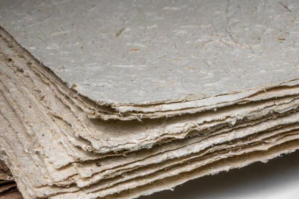 جمع آوری آخال در فرایند کاغذ سازی
