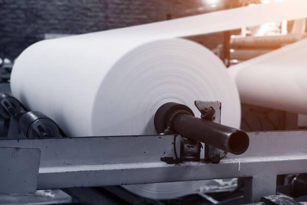 دستگاه اسکنر در خط تولید کاغذ سازی